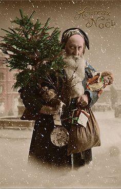 Father Christmas, Santa Claus, St. Nick