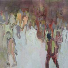 """Intersection II"" by Lisa Chandler Artist Art, Art For Sale, Lisa, Painting, Painting Art, Paintings, Drawings"