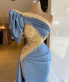 Designer Evening Gowns, Designer Dresses, Evening Dresses, Stunning Dresses, Pretty Dresses, Latest African Fashion Dresses, African Fashion Designers, Dress Fashion, Glam Dresses