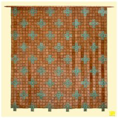 """SIGN OF THE TURTLE   blue and #light patina on hammered  #copper   185 x 185 cm   73"""" x 73""""   #wall art #wall hanging #living room #patina #blue patina #art #tapestry #metal art #copper decor #interior design #interior"""
