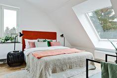 #styling #homestyling #bedroom #sovrum Homestyling av radhus med villakänsla i Danderyd | Move2