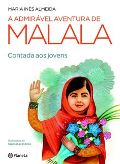 Inspired By Her Son, Portuguese Author Writes Children's Book About Malala