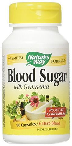 """Contains Vitamin A, as well as traditional herbs. It may support blood sugar level already in normal range.       Famous Words of Inspiration...""""The best and most beautiful things in the world cannot be seen or even touched. They must be felt with the... more details at http://supplements.occupationalhealthandsafetyprofessionals.com/herbal-supplements/cinnamon/product-review-for-natures-way-blood-sugar-with-gymnema/"""