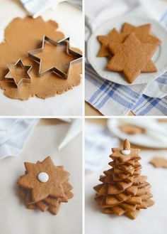 Hand and Seek: Gingerbread Cookie Tree