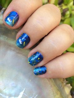 Finding Dory is the latest addition to the Disney Collection by Jamberry. Just keep swimming! Jamberry Wraps, Jamberry Nails, Disney Nails, Finding Dory, Disney Theme, Pedi, Fun Nails, Galleries, Manicure