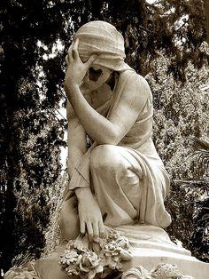 Giuseppe Benedetto Badaracco Tomb - Cemetery of Staglieno - Genoa, Italy by cienne45