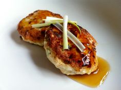 IMG_2692 /Hambagu / chicken, tofu patty