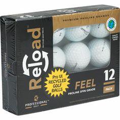 Professional Golf Recycled Titleist Pro V1 Golf Balls