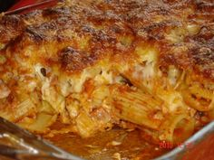 olgas, Author at Olga's cuisine - Page 46 of 81 Cookbook Recipes, Pasta Recipes, Cooking Recipes, Casserole Recipes, Chicken Recipes, Best Greek Food, Baked Pasta Dishes, Cyprus Food, Food Recipes