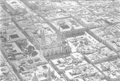 Panorámica Catedral, Degollado y Plaza de Armas Mexico Wallpaper, City Photo, Wallpapers, Xmas, Vestidos, Guadalajara, Antigua, Cities, Historia