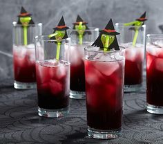 Witch Straws Set | Pottery Barn Kids