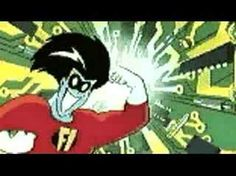 This is the intro to Freakazoid!