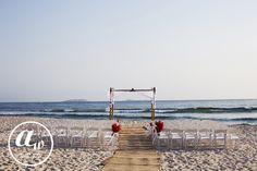 Andrew Weeks Photography, Ceremony Venue, Beach