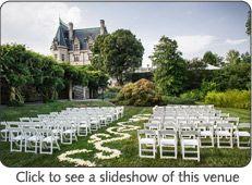 The Biltmore Estate, Asheville, NC - http://www.biltmore.com/weddings/locations/default.asp