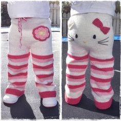 Hello Kitty butt!