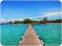 Derawan island,east Kalimantan