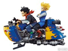 Desktop Real McCoy Android 17 & 18