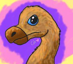 Got bored and made a profilr pic drawing of a therizinosaurus...yeah if u wish to use it plz comment below thx! - CatLover201