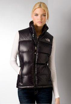 ed5620834d42 noveltynuptse_black1 Black Puffer Vest, Down Puffer Coat, Types Of Jackets,  Puffer Jackets,