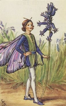 Cicely Mary Barker | The Bluebell Fairy