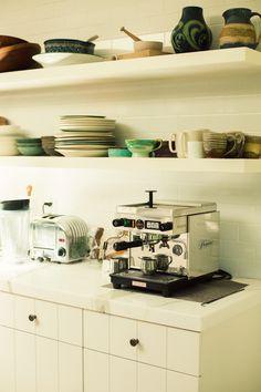 I'm putting these sweet machine on my wishlist. via Jamie Beck