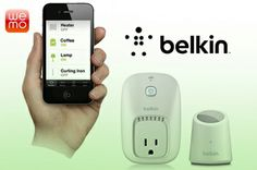 Take a look at Belkin's new app..........just for you!