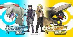 Pokémon Solid and Pokémon Liquid Versions