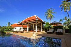 Luxury 2-Bed Villa 300m to Bangrak Beach For Sale | Koh Samui Luxury Real Estate