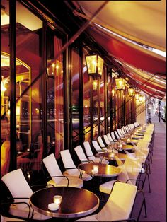 Le Cafe de l'Esplanade, Paris 07