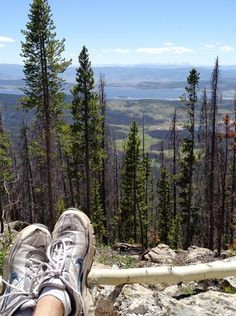 Hike up to the Shadow Mountain Fire Lookout at Grand Lake, Colorado . . . www.stayingrandlake.com