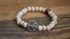 Hey, I found this really awesome Etsy listing at http://www.etsy.com/listing/169765634/kids-bracelet-peace-sign-bracelet-kids