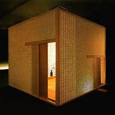 Souan 「想庵」 Contemporary japanese tea ceremony room designed by Shigeru Uchida