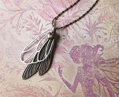 Strange Magic  Butterfly Bog  fairy wings  fairy by JLHjewelry