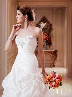 https://flic.kr/p/BGcpXP | Trouwjurken | Wedding Dress, Wedding Dress Lace, Wedding Dress Strapless | www.popo-shoes.nl