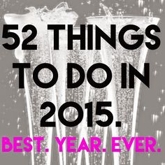 Spending 2015: 52 Things to do This Year   $150 Giveaway!