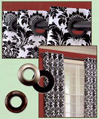 1000 Images About I Drapery 2 Grommet Top On Pinterest Curtain Panels Curtains And Pipe