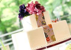 和風の結婚式に合う『ウェディングケーキ』のデザインまとめ