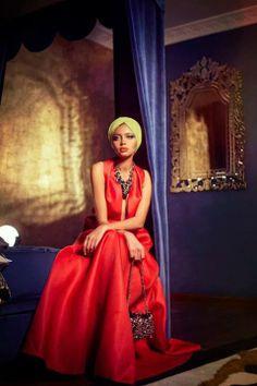 Said Mahrouf on Brownbook #arab #fashion #moroccan