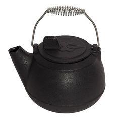 Camp Chef Cast-Iron Teapot