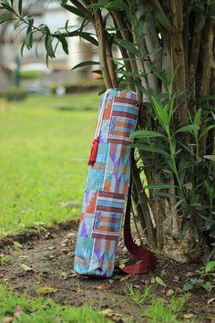 yoga mat bag bolso para mat porta mat 100% por PranaYogaStore