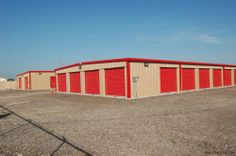 Mini Storage Buildings Plans | Self Storage Metal Buildings for Mini Warehouse Business.......pavement?