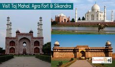 Book or customize your tour to relax for some time and directly hit the symbol of love Taj Mahal, Agra Fort and Sikandra.  Visit our official Website: http://incredibletaj.com/ or call us today +91-7248150005 to book your dream tour  #agratour #agra #samedayagratour #tajmahal #agrafort #sikandra #fatehpursikri #mehtabbagh #samedaytour #indiatour #inboundtour #indiaholiday #holidays #vacations #tour #travel