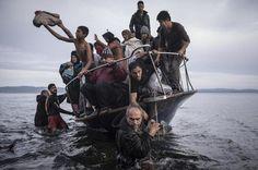 World Press Photo 2016 Crise de Refugiados na Europa