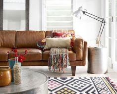 Leather Sofa | Freedom Furniture