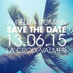 Notre Save The Date