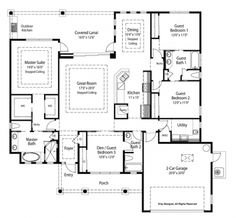 Single Story Small House Design fortable Bedroom Bath House Designs With Bed Room Floor Plans Texas likewise home Plans Multi Generational Dwelling Ideas in addition Habitat For Humanity House Plans With Garage also Staff meeting also B000LNS3N2. on 3 car garage inside ideas