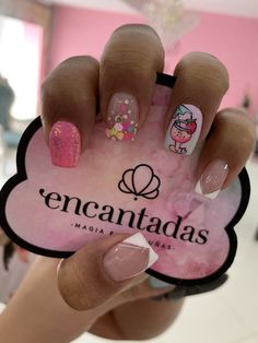 Love Nails, My Nails, Best Acrylic Nails, Toe Nail Designs, Nail Decorations, Short Nails, Nails Inspiration, Make Up, Nail Art