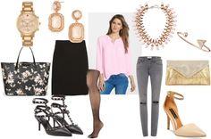 Monday Mingle: Color Watch- Blush | Thirty Something Fashion - Carly Walko