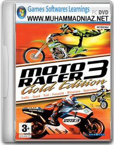 Moto Racer 3 Game Cover