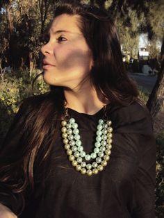 Collar: Quiela / Necklace: Quiela